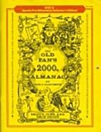 The Old Fan's Almanac: 2000 (Stet #9) by…
