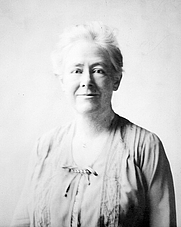 Author photo. Mary Vaux Walcott [source: Smithsonian Institution Archives]