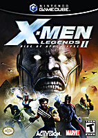 X-Men Legends II: Rise of Apocalypse by…