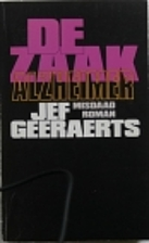 De zaak Alzheimer by Jef Geeraerts