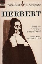 Herbert (The Laurel Poetry Series) by George…