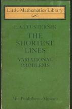 The Shortest Lines by L.A. Lyusternik