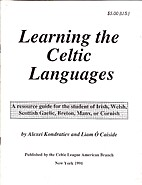 Learning the Celtic Languages : A resource…