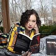 Författarporträtt. Author profile picture