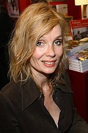 """Författarporträtt. Mo Hayder at the 2007 """"Salon du Livre"""""""