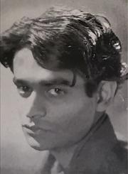 Fotografia de autor. Photo from 1945 (Poetry since 1939, British Council)