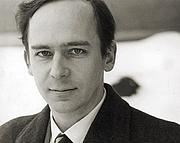 Author photo. Lars Gyllensten Foto by Albert Bonniers Förlag AB