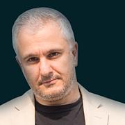 Kirjailijan kuva. Dr. Peter Boghossian