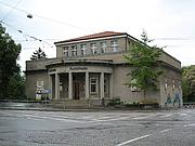 Forfatter foto. Kunsthalle Bern