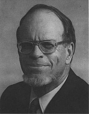 Author photo. Carl Gazley, Jr. [source: International Journal of Heat and Mass Transfer, vol. 32, no. 4, p. 625 (1989)]