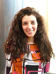 """Author photo. <a href=""""http://it.wikipedia.org/wiki/Paola_Barbato"""" rel=""""nofollow"""" target=""""_top"""">http://it.wikipedia.org/wiki/Paola_Barbato</a>"""