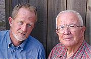 "Författarporträtt. <a href=""http://www.vjbooks.com/""> www.vjbooks.com</a>  <br>Jon Jefferson and Dr. Bill Bass"