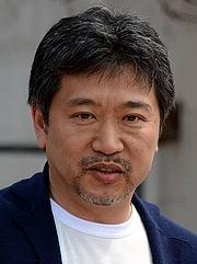 Foto do autor. Hirokazu Kore-eda