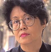 Foto do autor. Ma Thanegi. Burmese Artist and Wtiter.