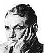 """Författarporträtt. <a href=""""http://www.owenbarfield.com/Biographies/C.htm"""">Owen Barfield World Wide Website</a>"""