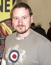 Fotografia de autor. McKone at the Big Apple Convention in Manhattan, October 18, 2009.