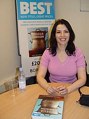 Kirjailijan kuva. Credit: Phil Guest, 2004