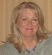 Författarporträtt. Cathy Hopkins