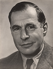 Author photo. Henri Frankfort (ca.1940)