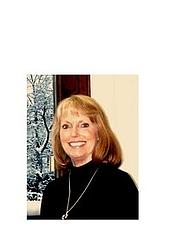 Kirjailijan kuva. Linda Hayward