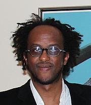 Author photo. Dinaw Mengestu. Photo courtesy of US Embassy Canada.