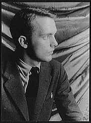 Författarporträtt. Photo by Carl Van Vechten in 1950