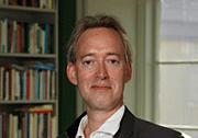 Author photo. Gustaf Arrhenius [credit: Swedish Collegium for Advanced Study]