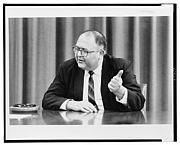 Foto do autor. Herman Kahn (1922-1983) Photographed by Thomas J. O'Halloran, May 11, 1965. (U.S. News & World Report Magazine Photograph Collection, Library of Congress Prints and Photographs Division)