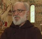 "Författarporträtt. Le père Raniero Cantalamessa lors d'une entrevue avec CTV en mars 2016. By Centro Televisivo Vaticano, CC BY 3.0, <a href=""//commons.wikimedia.org/w/index.php?curid=53482461"" rel=""nofollow"" target=""_top"">https://commons.wikimedia.org/w/index.php?curid=53482461</a>"