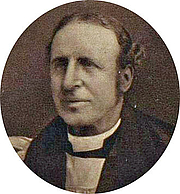 Foto do autor. H. C. G. Moule, Bishop of Durham