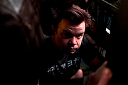 Forfatter foto. Paul Oakenfold at Sutra, 2012 [credit: Tony Nungaray]