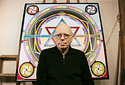Forfatter foto. news.artnet.com1000 × 685Search by image Paul Laffoley. Photo: Andrew Fladeboe.