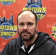 """Autoren-Bild. King during an appearance at Midtown Comics in Manhattan By Luigi Novi, CC BY 4.0, <a href=""""//commons.wikimedia.org/w/index.php?curid=76658888"""" rel=""""nofollow"""" target=""""_top"""">https://commons.wikimedia.org/w/index.php?curid=76658888</a>"""
