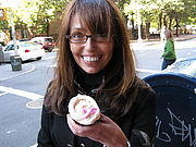"""Forfatter foto. <a href=""""http://cupcakestakethecake.blogspot.com/"""">Rachel from Cupcakes Take the Cake</a>"""