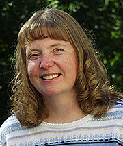 Kirjailijan kuva. Courtesy of Dori Butler