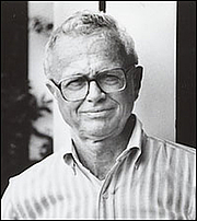 "Foto del autor. William Zinsser, author of the classic <i>On Writing Well</i>. Copied from <a href=""http://www.npr.org/templates/story/story.php?storyId=5340618"" rel=""nofollow"" target=""_top""><i>On Memoir, Truth and 'Writing Well'</i></a>."