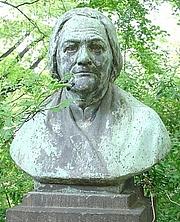 Foto de l'autor. Bust of Clara Zetkin, Dresden, Germany.  Photo by Daniel Weigelt / Wikimedia Commons.