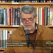 Forfatter foto. Fred Moseley on C-SPAN, 2013