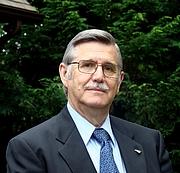 Author photo. Ed Steers