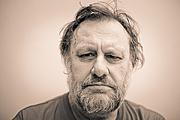 Foto de l'autor. Slavoj Zizek