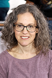 """Author photo. Author Sandra Newman at the 2019 Texas Book Festival in Austin, Texas, United States. By Larry D. Moore, CC BY-SA 4.0, <a href=""""https://commons.wikimedia.org/w/index.php?curid=84502452"""" rel=""""nofollow"""" target=""""_top"""">https://commons.wikimedia.org/w/index.php?curid=84502452</a>"""