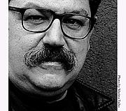 Författarporträtt. Paco Ignacio Taibo II
