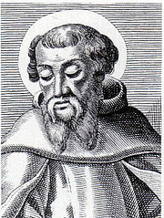 Foto de l'autor. Saint Irenaeus (c. 130-202), bishop of Lugdunum in Gaul (now Lyons, France).