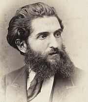 Photo de l'auteur(-trice). Emil Bessels in 1880 [photographer: Julius Ulke (1833–1910); credit: Gallica Digital Library]