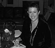 Author photo. Maggie Hannan