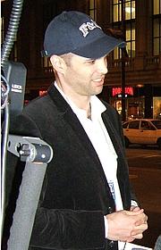"""Författarporträtt. <a href=""""http://www.flickr.com/people/22714323@N06"""">Tony the Misfit</a>"""