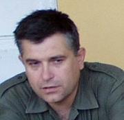 Kirjailijan kuva. Szymon Sokół