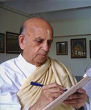 Fotografia de autor. Saligrama Krishna Ramachandra Rao
