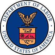 """Forfatter foto. By U.S. Department of Labor - Converted from EPS version available here; there are EPS and PDF versions, Public Domain, <a href=""""https://commons.wikimedia.org/w/index.php?curid=2564628"""" rel=""""nofollow"""" target=""""_top"""">https://commons.wikimedia.org/w/index.php?curid=2564628</a>"""
