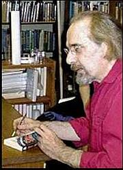 Author photo. Charles Grant